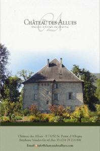 Création logo et identité visuelle du château, Graphiste conseil